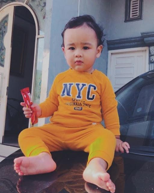 Anak Reza SMASH
