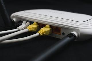 ronter nirkabel wifi