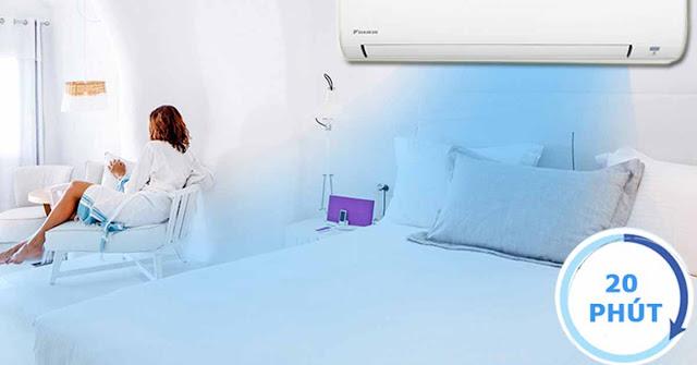 Điều Hòa một Chiều Inverter Daikin FTKS35GVMV 12.000BTU