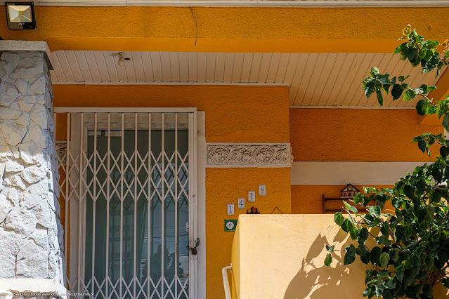 Casa na Rua Marechal Deodoro - detalhe