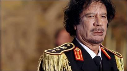 Libya Lideri  Kaddafi'nin sonu ne olacak..