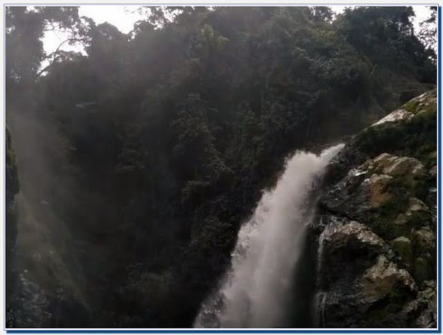 Air Terjun Jurug Kemukus Wonogiri Jawa Tengah