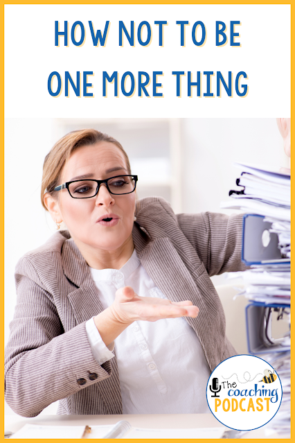 Recently we've seen a lot of changes in education and teachers are overwhelmed. The need for instructional coaches has never been greater, but we don't want to make teachers feel like coaching is another thing on their plate. On episode 81 of The Coaching Podcast, I give you four instructional coaching tips to help you be the support that teachers need right now. I share instructional coaching ideas to shift your mindset so you can help teachers grow.