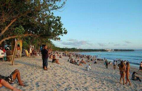 Legian Beach Bali Indonesia