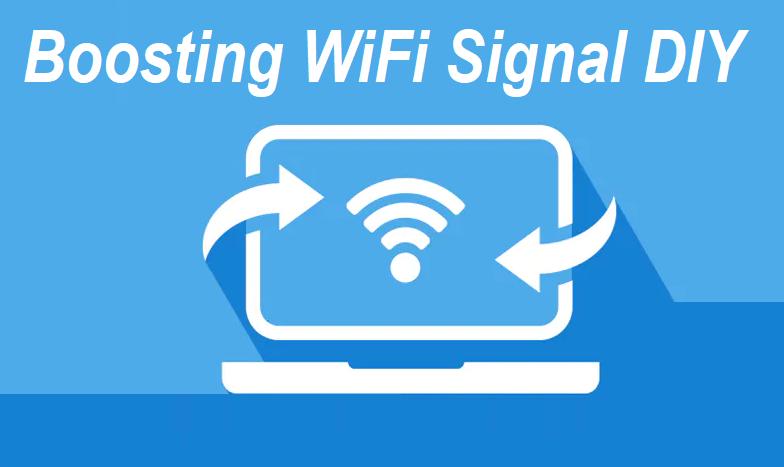 Boosting WiFi Signal DIY