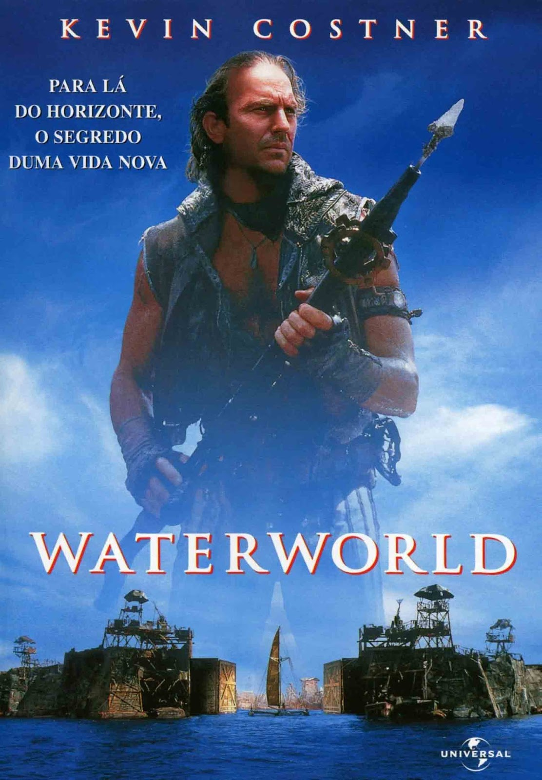 Waterworld: O Segredo das Águas Torrent – Blu-ray Rip 720p Dublado (1995)