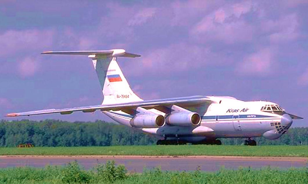Ilyushin Il-82 Il-76SK Command Post Russia