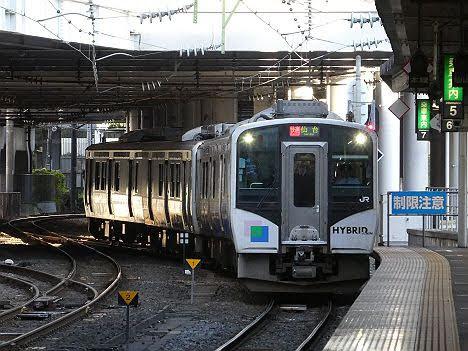 【ダイヤ改正で新設!】仙石東北ライン HB-E210系6 赤快速 仙台行き