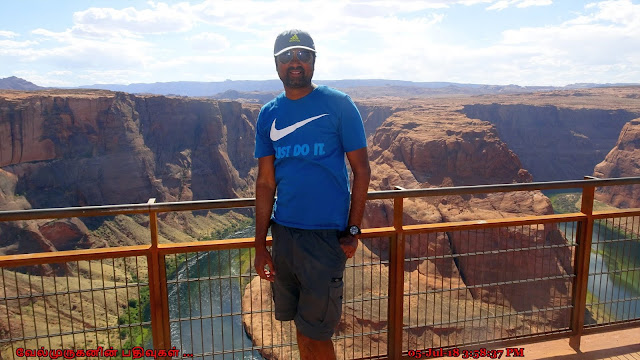 Horseshoe Bend Overlook Page