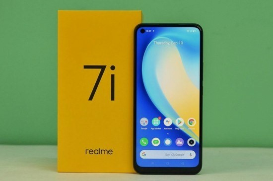 هاتف Realme 7i يحصل على تحديث Android 11
