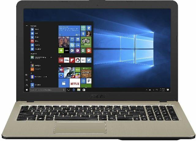 ASUS VivoBooK Intel Celeron N4000 15.6-inch Laptop