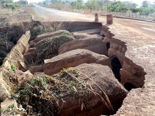 bridge collapse kwara state