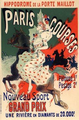 Hippodrome de la Porte Maillot, Paris Courses.