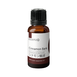 Cinnamon Bark Essential Oil - 10mL