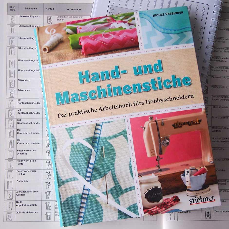 123-Nadelei: Buchrezension: Hand- und Maschinenstiche * Das ...