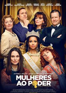 Baseado Numa Curiosa História Verídica, Mulheres ao Poder Chega aos Cinemas em outubro