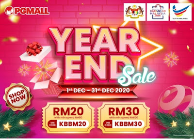 PG MALL YEAR END SALES