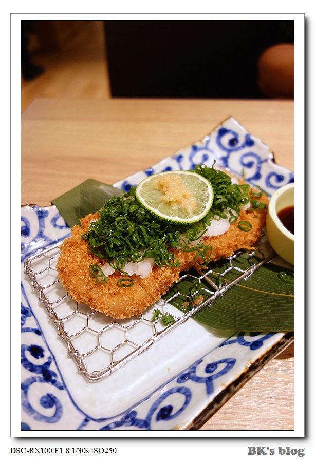 BK的好願: 【探美食】靜岡勝政日式豬排~480元的明蝦腰內豬排等(有菜單)