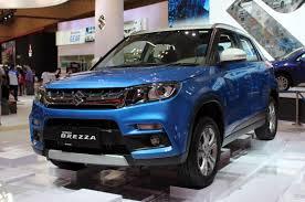 Maruti Suzuki vitara brezza 2020 price, colours, features, milege full details
