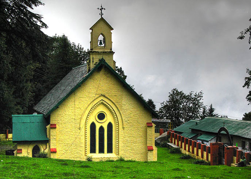 St. Andrews Church Dalhousie