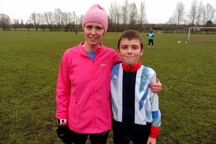Parkrun Fun: Getting Fit With The Children