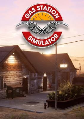 Capa do Gas Station Simulator