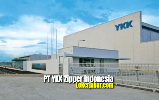 Lowongan Kerja PT YKK Zipper Indonesia 2021
