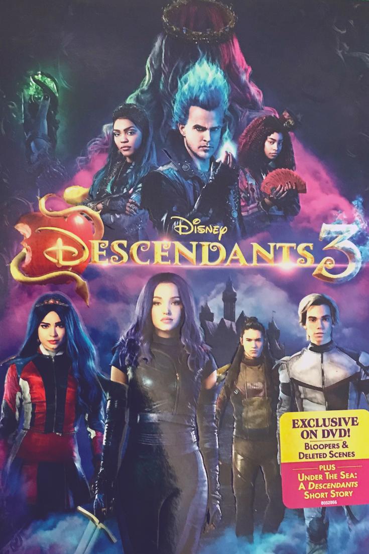 disney s descendants 3 movie review