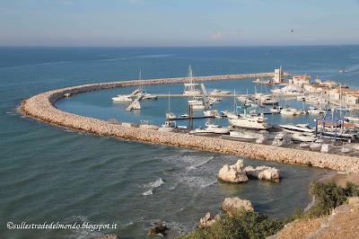 Rodi Garganico porto turistico
