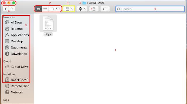 Cara Menggunakan Finder di Mac