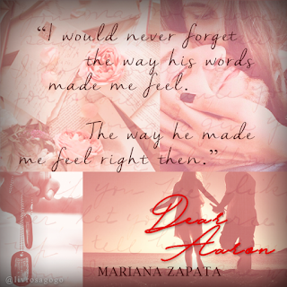 Dear Aaron - Mariana Zapata