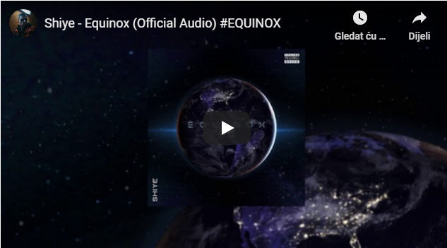 "Mladi sarajevski reper Shiye predstavio novi album ""Equinox"""
