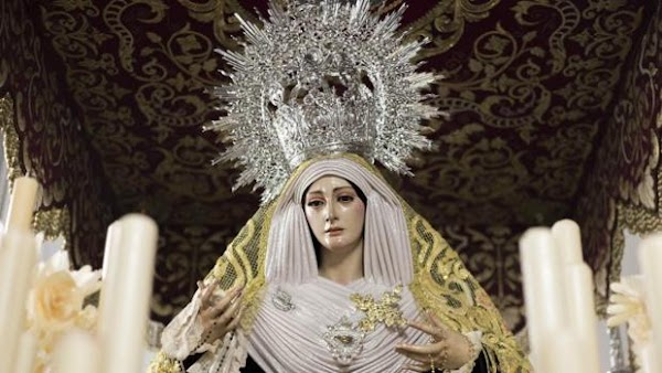 Los Dolores de Alcolea volverá a intentar formar parte de la Agrupación de Cofradías
