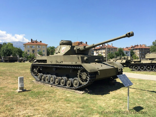 Tanque T-55 AM Museo Militar Sofía