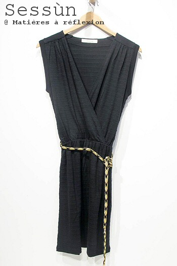 Sessùn robe noire