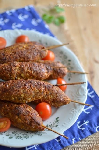 Cevapčići - chorwackie kotleciki z mięsa mielonego