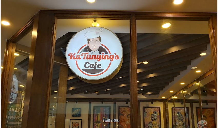 Ka Tunying's Cafe at NAIA 3
