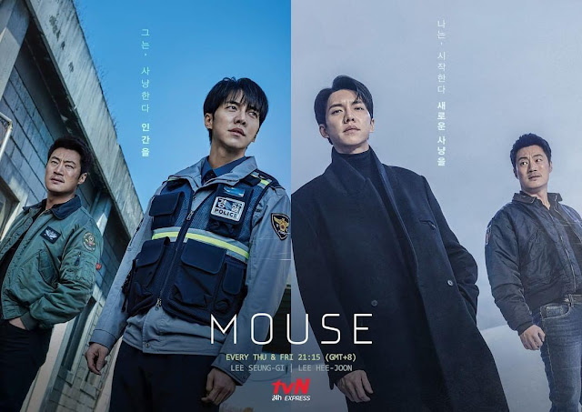 Review drama Mouse