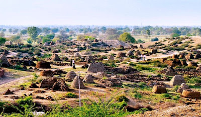 Large Harappan-era site buried under Rakhigarhi village