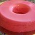 Receita de gelatina fit em camadas