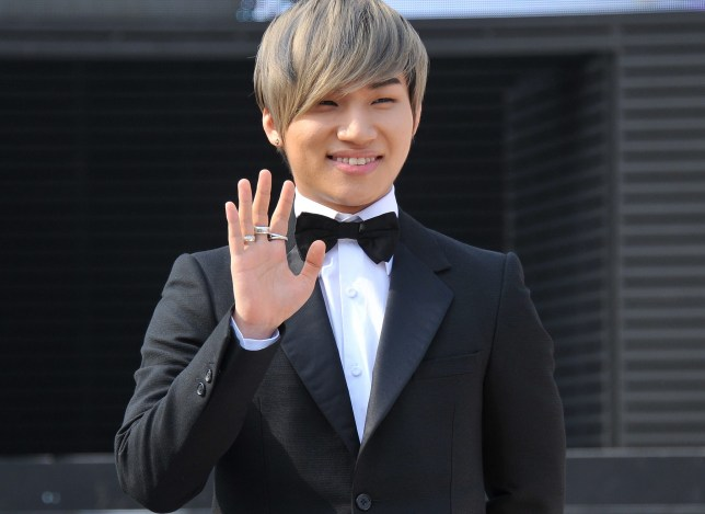 Daesung (Member of Big Bang)