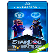 StarDog and TurboCat (2019) BRRip 1080p Latino