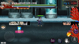 Download Naruto Senki Mod Storm 4 v4 by Tidak Apk