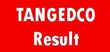 TANGEDCO Result