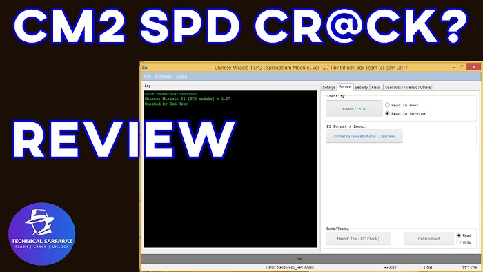 Download Infinity Cm2 Spd Latest V.1.27 Full Cracked Without Box 100% Tested (Direct Download Link)!!
