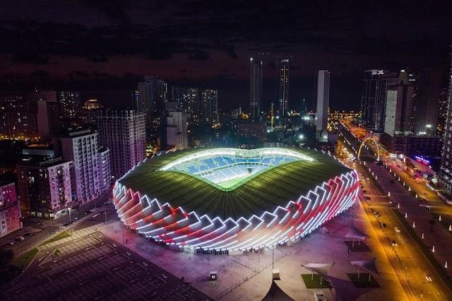 Аукцион на название Батумского стадиона - стартовая цена 1 млн лари