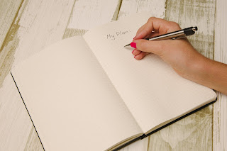 note book for weight loss