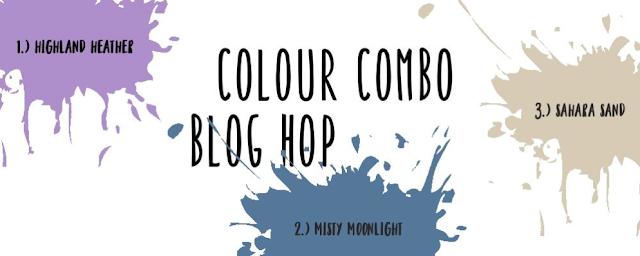 Colour Combo Blog Hop July 2020