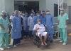 Barreiras-BA: Idoso de 90 anos recebe alta após se curar do coronavírus