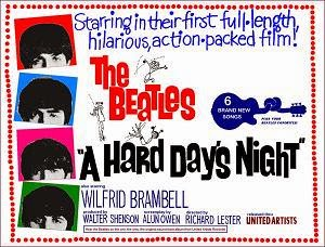 The Beatles A hard day's night фильм